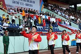 Vận động viên Wushu nhiều triển vọng