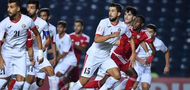 U23 UAE dắt tay U23 Jordan vào tứ kết