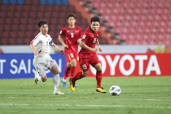 U23 Việt Nam chia tay vòng chung kết