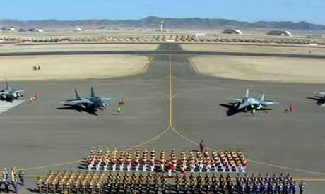 Ai Cập khai trương căn cứ quân sự lớn nhất tại Biển Đỏ
