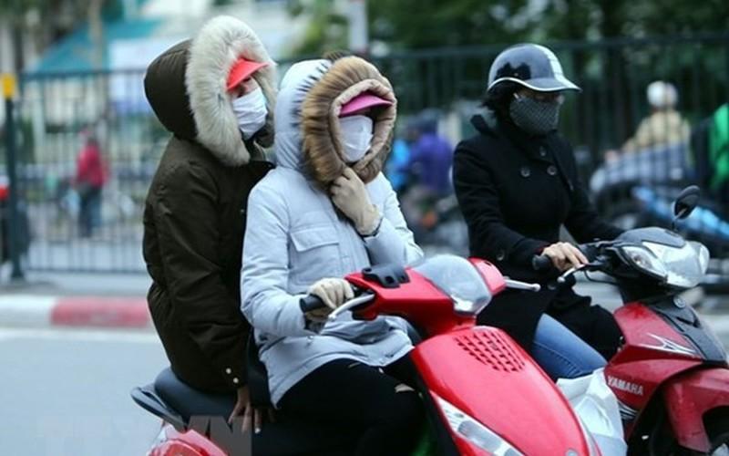 Dự báo thời tiết hôm nay: Bắc Bộ đón không khí lạnh tăng cường