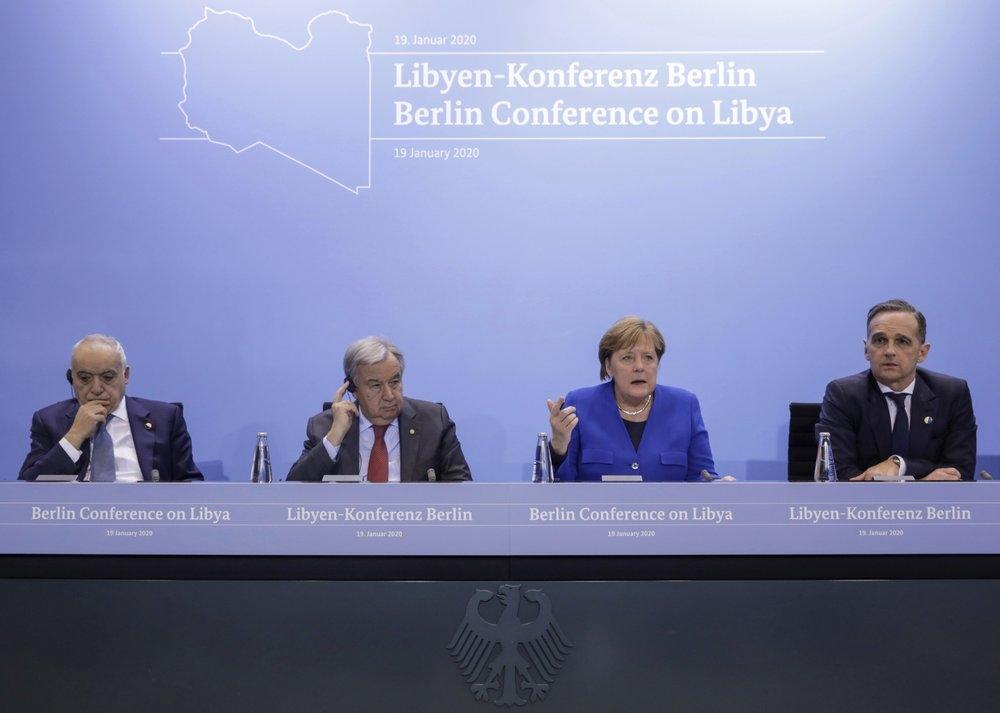 Các bên nhất trí về một giải pháp chính trị toàn diện cho Libya