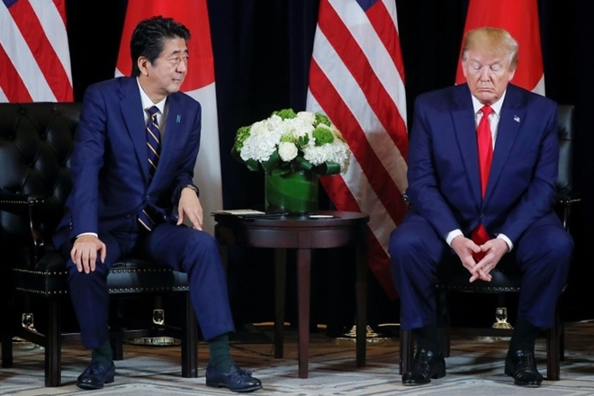Nhật Bản, Mỹ kỷ niệm 60 năm ký hiệp ước an ninh, cam kết củng cố liên minh