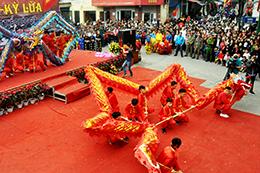 Thành phố Lạng Sơn đón mùa lễ hội xuân