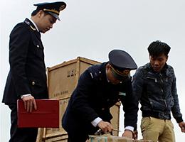 Hải quan Lạng Sơn: Siết chặt kiểm tra hàng hóa xuất nhập khẩu