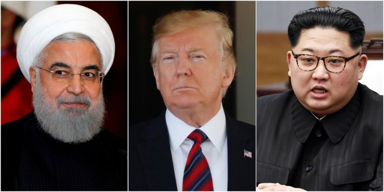 """Chính sách """"gây áp lực tối đa"""" của Mỹ với Iran, Triều Tiên sẽ đi đâu?"""