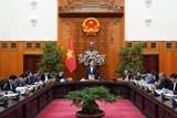 Thủ tướng chủ trì họp về phòng, chống dịch nCoV