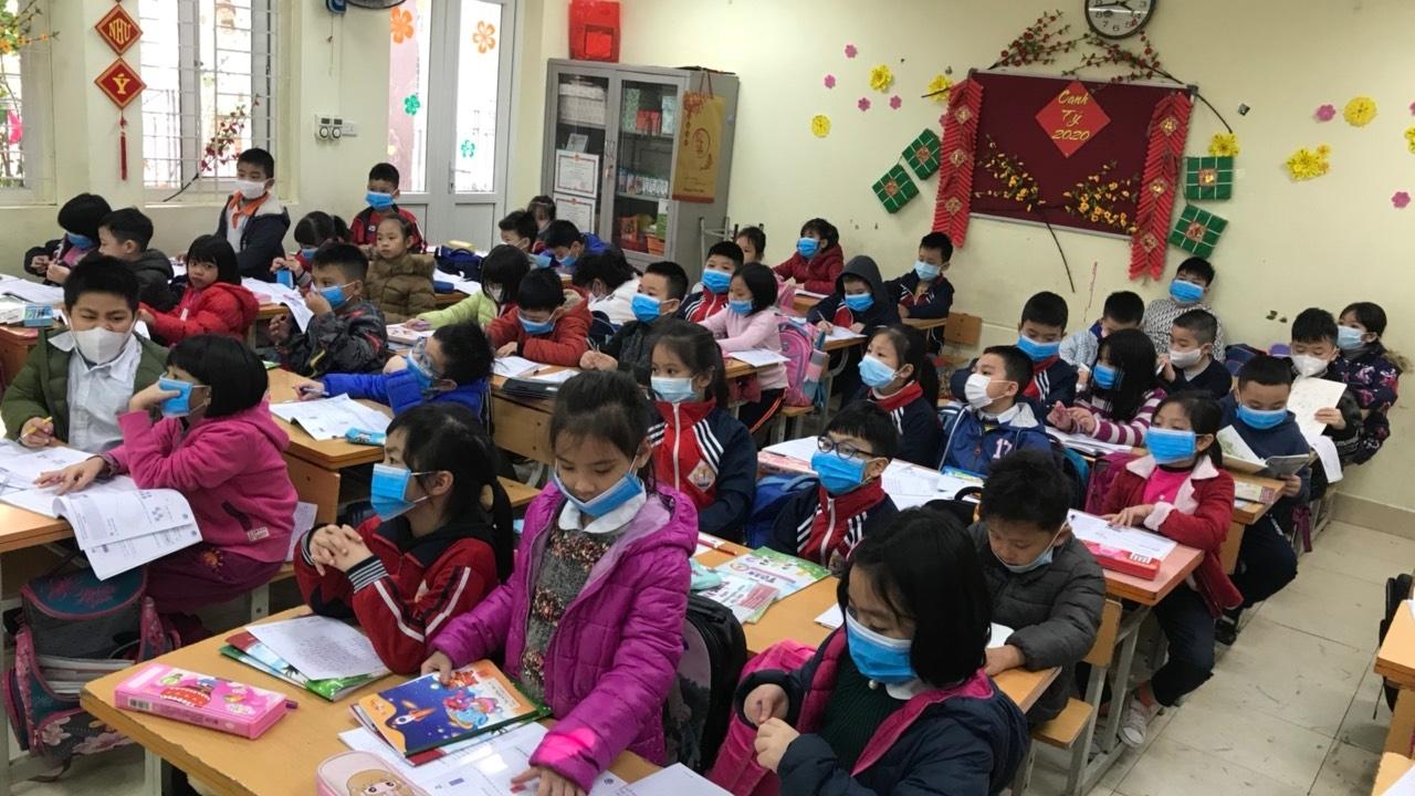 Bộ GDĐT hướng dẫn phòng, chống dịch bệnh virus corona trong trường học
