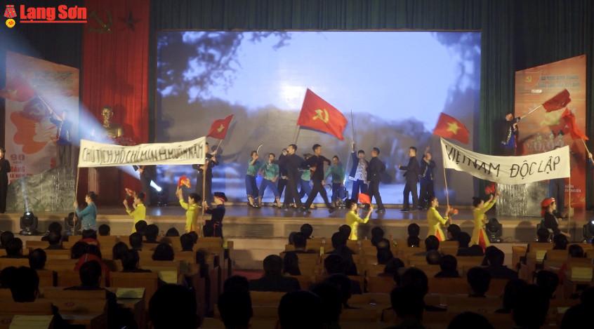 Chương trình nghệ thuật kỷ niệm 90 năm ngày thành lập Đảng