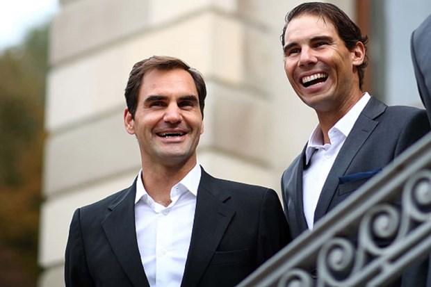 Sốt vé trận đấu biểu diễn giữa Federer và Nadal tại Cape Town