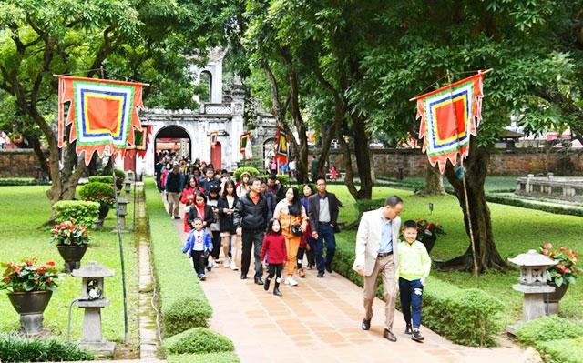 Việt Nam vào danh sách quốc gia tăng trưởng du lịch nhanh nhất thế giới