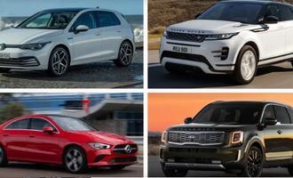 Giải thưởng Xe hơi Toàn cầu 2020: Vắng bóng các thương hiệu ô tô Mỹ