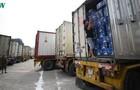 Khôi phục lại từng phần hoạt động thương mại tại biên giới Việt-Trung