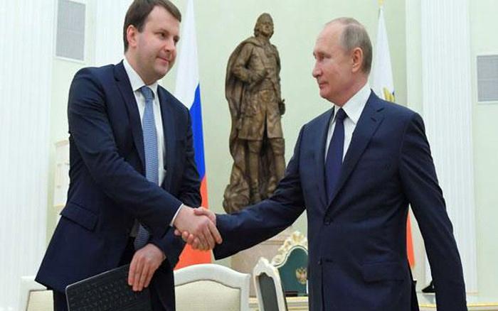 Chính phủ mới của Nga và nhiệm vụ tăng tốc nền kinh tế