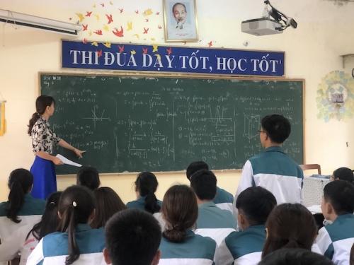 Điều chỉnh thời gian năm học trên tinh thần hướng tới học sinh