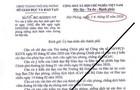 Hải Phòng đề nghị công an điều tra việc chỉnh sửa văn bản nghỉ học