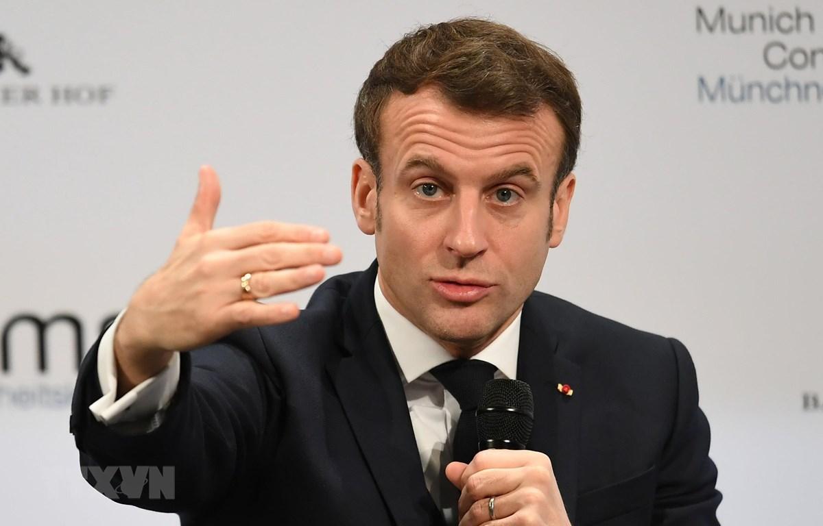 NATO bác bỏ ý tưởng ''răn đe hạt nhân'' của Tổng thống Pháp