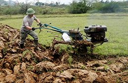 Chủ động nước tưới cho sản xuất vụ xuân