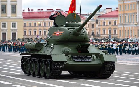 Top 3 xe tăng tốt nhất của Liên Xô trong Thế chiến 2