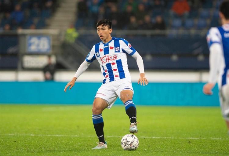Đoàn Văn Hậu ghi dấu ấn, Jong Heerenveen thắng thuyết phục Venlo