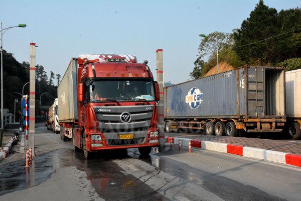 Từ 20/2/2020 thông quan hàng hóa trở lại qua cửa khẩu Tân Thanh