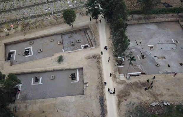 Hải Phòng: Khai quật khảo cổ 13 cọc gỗ phát hiện tại Thủy Nguyên