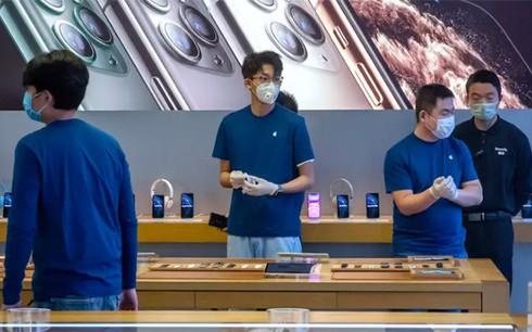 Apple cắt giảm sản lượng iPhone, doanh số sụt giảm vì dịch Covid-19