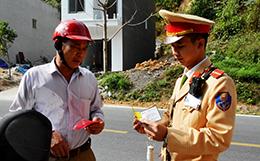 Chi Lăng: Nỗ lực đảm bảo an toàn giao thông