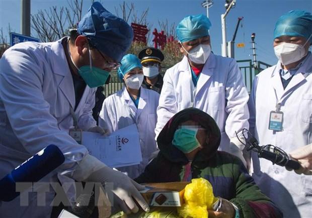 Thêm 1.779 bệnh nhân COVID-19 tại Trung Quốc xuất viện
