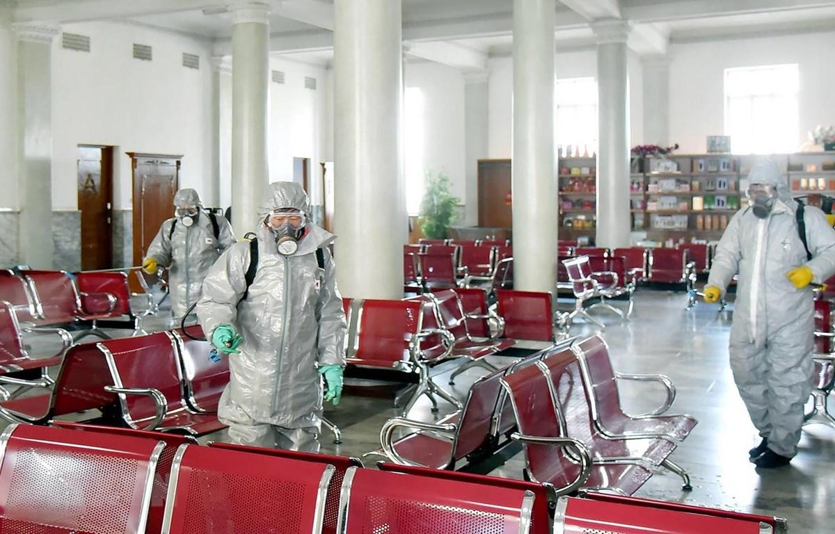 IFRC đề nghị tạm thời miễn lệnh trừng phạt với Triều Tiên vì COVID-19