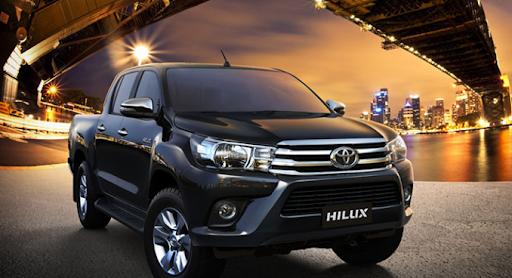 Thu hồi ô tô Toyota Hilux để khắc phục lỗi