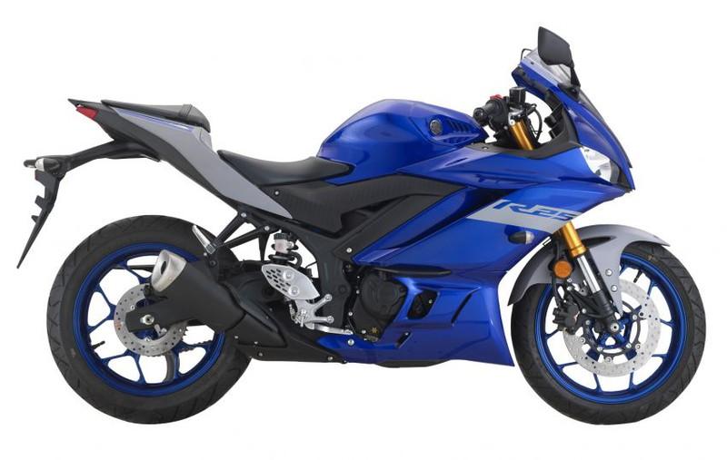 Yamaha YZF-R25 2020 xuất hiện với diện mạo mới