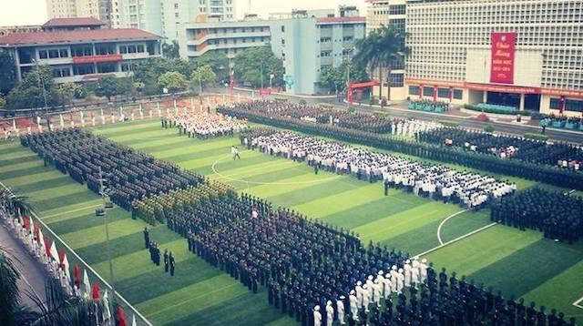 Công bố chỉ tiêu vào các trường quân đội năm 2020