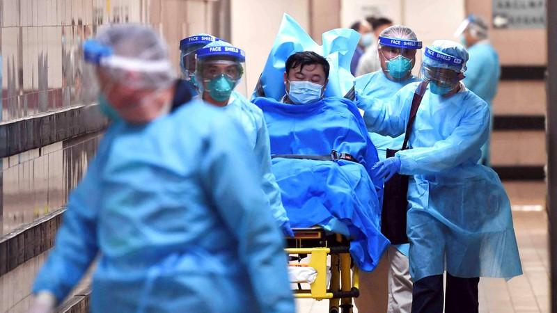 Cập nhật ngày 22/2: Trung Quốc có thêm 109 ca tử vong do Covid-19