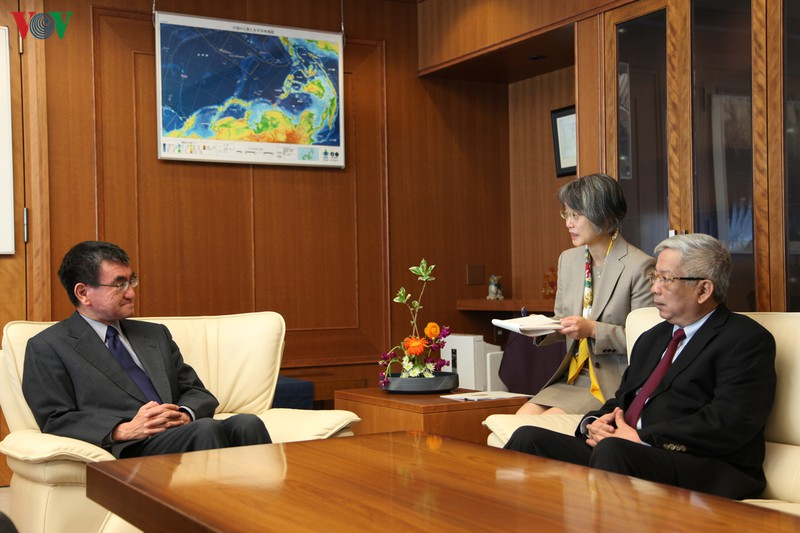 Hợp tác quốc phòng Việt Nam - Nhật Bản trong năm ASEAN 2020