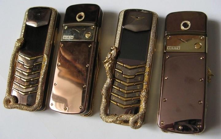 10 smartphone đắt nhất hiện nay