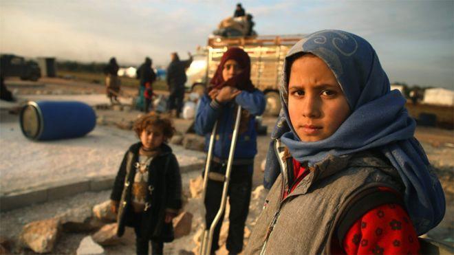 """Nguy cơ """"tắm máu"""" ở Idlib (Syria)"""