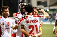 Công Phượng lập công giúp TP.HCM thắng trận đầu ở AFC Cup