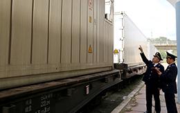 Thúc đẩy xuất khẩu nông sản qua: Cửa khẩu Ga đường sắt Quốc tế Đồng Đăng