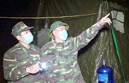 Bộ đội Biên phòng tỉnh siết chặt kiểm soát biên giới