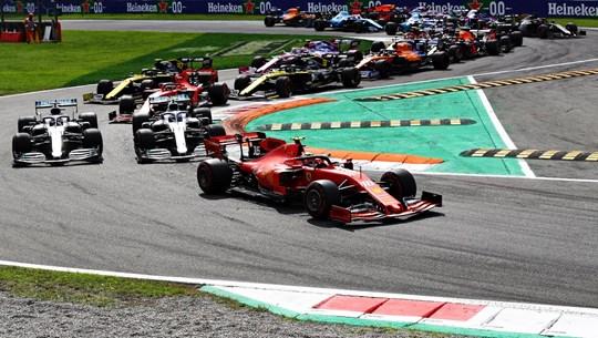 Các đội đua xe F1 tại Italy vẫn lạc quan trước dịch bệnh