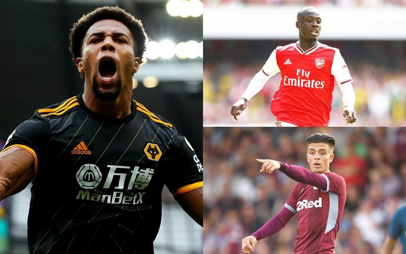 Bất ngờ với 10 cầu thủ rê bóng hay nhất Premier League 2019/2020