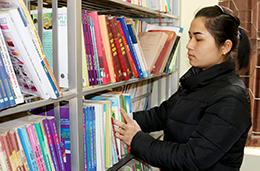 Khó khăn trong phát huy hiệu quả của thư viện huyện