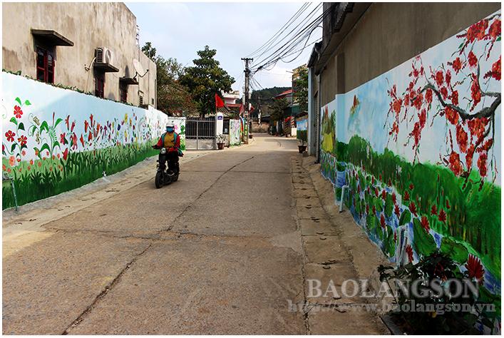 Thành phố Lạng Sơn: Nâng chất xã nông thôn mới