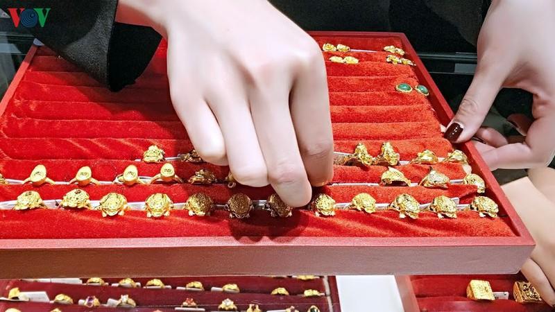 Giá vàng SJC tăng lên trên 47 triệu đồng/lượng