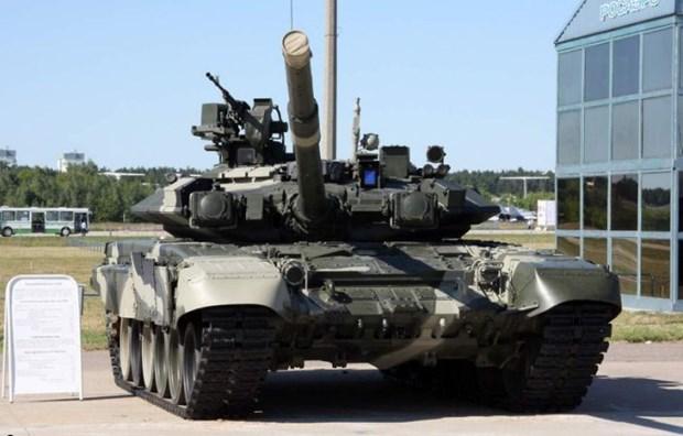 Xe tăng chiến đấu T-90M