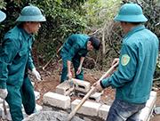 Đảng ủy Quân sự huyện Hữu Lũng lãnh đạo hiệu quả công tác quốc phòng, quân sự