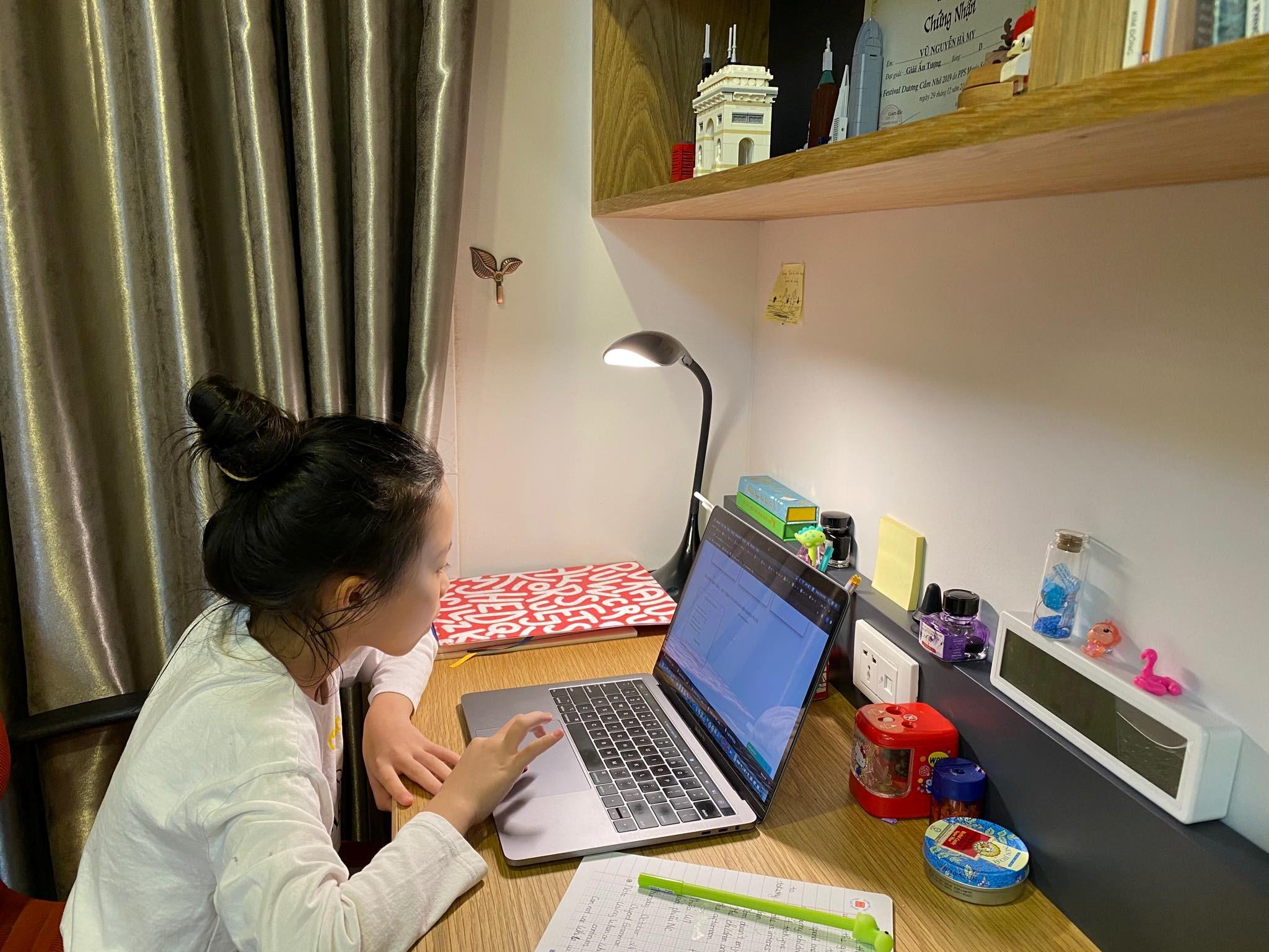 Linh hoạt trong dạy học trực tuyến mùa dịch