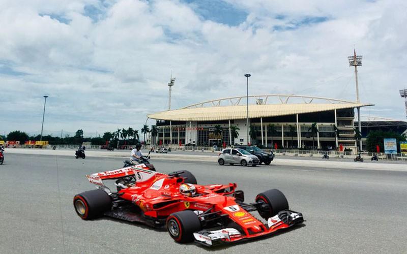 Hoãn giải đua xe F1 chặng Hà Nội vì dịch Covid-19