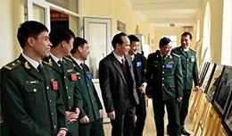 Đảng ủy Bộ đội Biên phòng tập trung chỉ đạo đại hội đảng cấp cơ sở